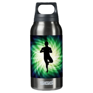 Cool Yoga Balance Insulated Water Bottle