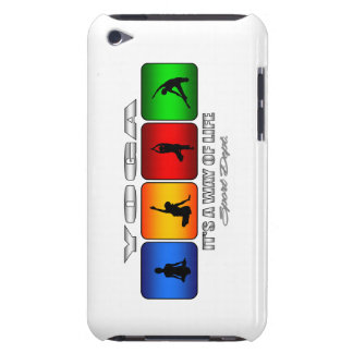 Cool Yoga It Is A Way Of Life iPod Touch Case-Mate Case