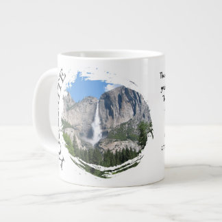 Cool Yosemite Jumbo Mug! Large Coffee Mug