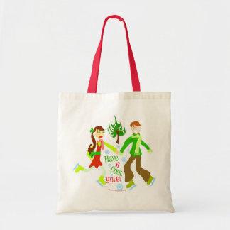 Cool Yule Holiday Tote Bag