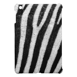 Cool Zebra Abstract, iPad Mini Case Hard Shell