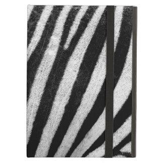 Cool Zebra Abstract, iPad Mini Case No Kickstand