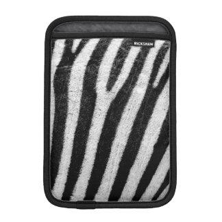 Cool Zebra Abstract, iPad Mini Vertical Sleeve iPad Mini Sleeve