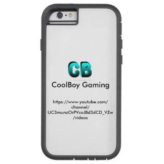 CoolBoy Gaming iPhone 6/6s Battery Case Tough Xtreme iPhone 6 Case