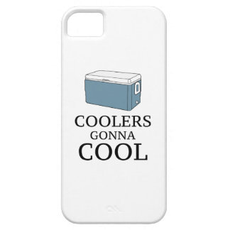 Coolers Gonna Cool iPhone 5 Covers