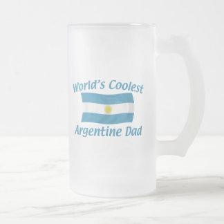 Coolest Argentine Dad Coffee Mug