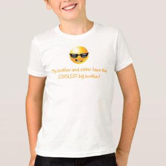 Coolest Big Brother T-Shirt