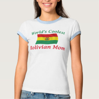 Coolest Bolivian Mom T-shirts