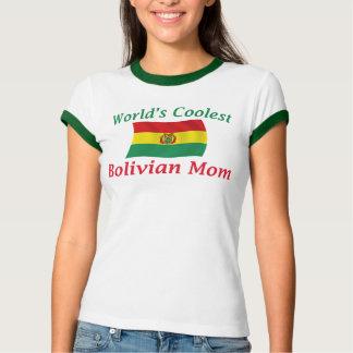Coolest Bolivian Mom Tee Shirt