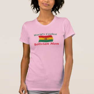 Coolest Bolivian Mom Tees