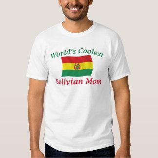 Coolest Bolivian Mom Tshirt