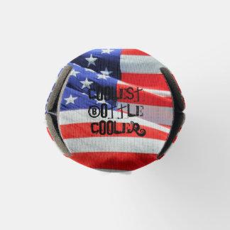 Coolest Bottle Cooler, American Flag, USA Bottle Cooler