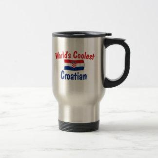 Coolest Croatian Travel Mug