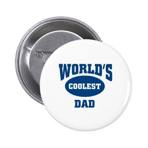 Coolest dad pins
