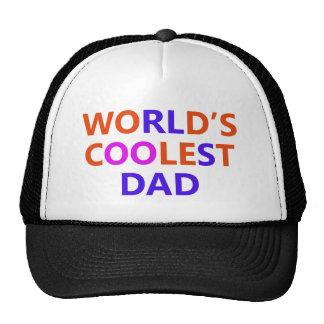 coolest Dad Trucker Hats