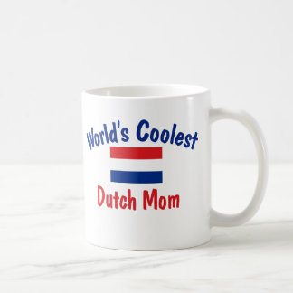 Coolest Dutch Mom Coffee Mug