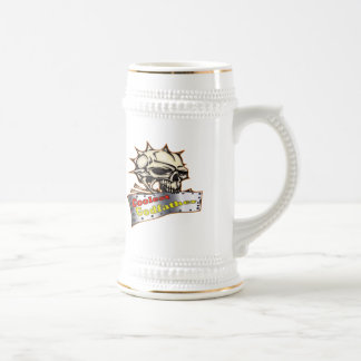 Coolest Godfather Father's Day Gift Beer Stein