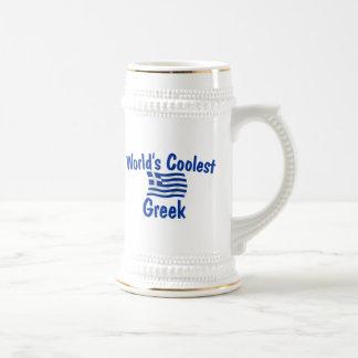 Coolest Greek Beer Stein
