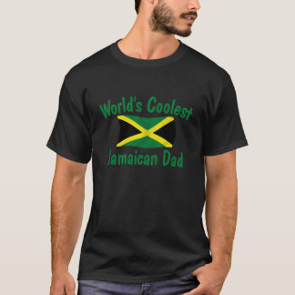 Coolest Jamaican Dad T-Shirt