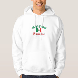 Coolest Mexican Dad Hooded Sweatshirt
