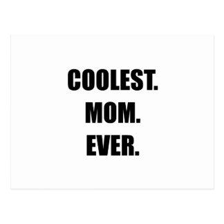 Coolest Mom Ever Postcard