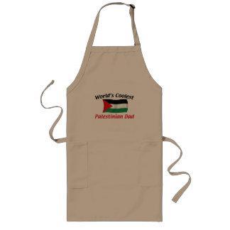 Coolest Palestinian Dad Long Apron