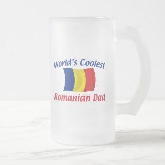 Coolest Romanian Dad Mug