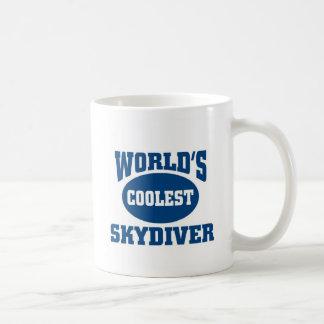 Coolest skydiver coffee mug