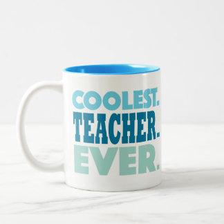 Coolest Teacher Ever Mug