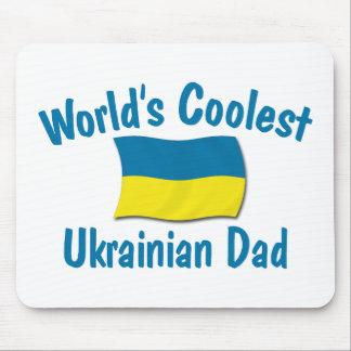 Coolest Ukrainian Dad Mouse Pad