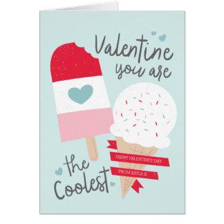 Coolest Valentine Card