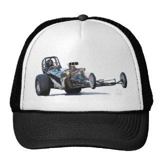 Coolest Vintage Dragster Trucker Hat