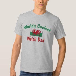 Coolest Welsh Dad Shirt