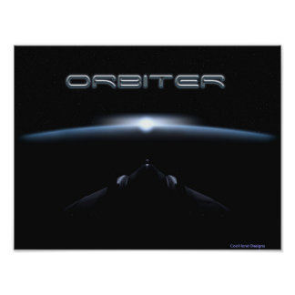 Coolhand - Orbiter Logo - Poster