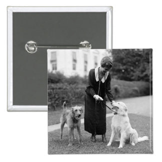 Coolidge The Gang 1924 Pin