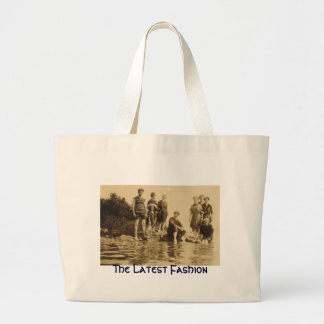 "Cooling Off, ""The Latest Fashion"" Beach Bag"