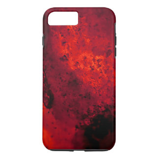 Cooling Red Hot Lava iPhone 7 Plus Case