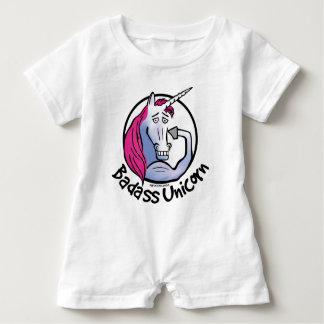 Coolly Unicorn bang-hard unicorn Baby Romper