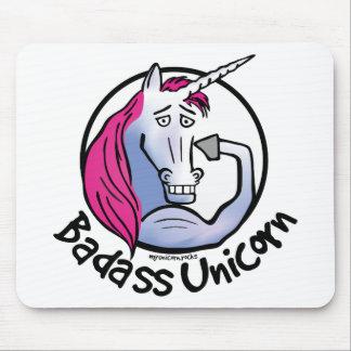 Coolly Unicorn bang-hard unicorn Mouse Pad
