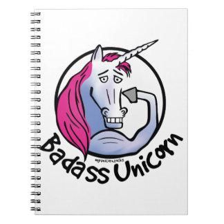 Coolly Unicorn bang-hard unicorn Notebook