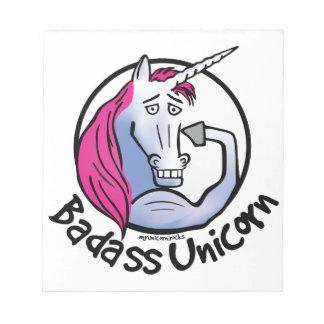 Coolly Unicorn bang-hard unicorn Notepads