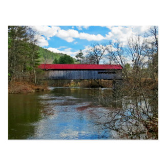 Coombs Covered Bridge Postcard