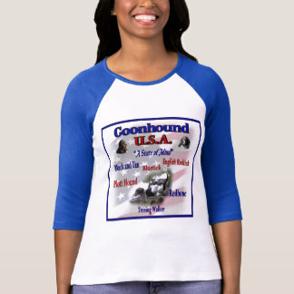Coonhound USA Gifts T-Shirt