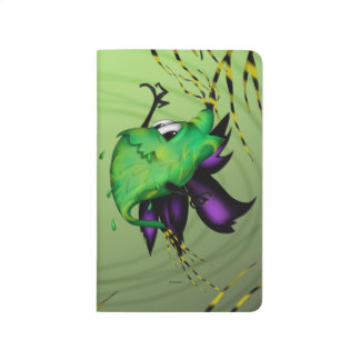 COOOTTY ALIEN CARTOON  Pocket Journal