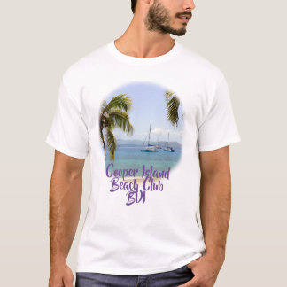 Cooper Island Beach Club T-Shirt