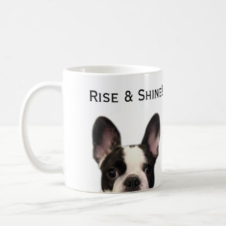 Cooper the Frenchie - Rise & Shine Mug