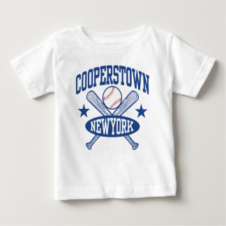 Cooperstown New York Baby T-Shirt
