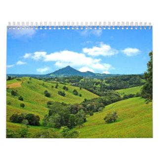 Cooroy Calendar 2012