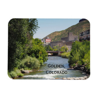 Coors Brewery in Golden, Colorado Magnet