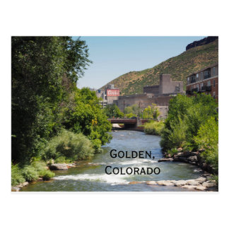 Coors Brewery in Golden, Colorado Postcard